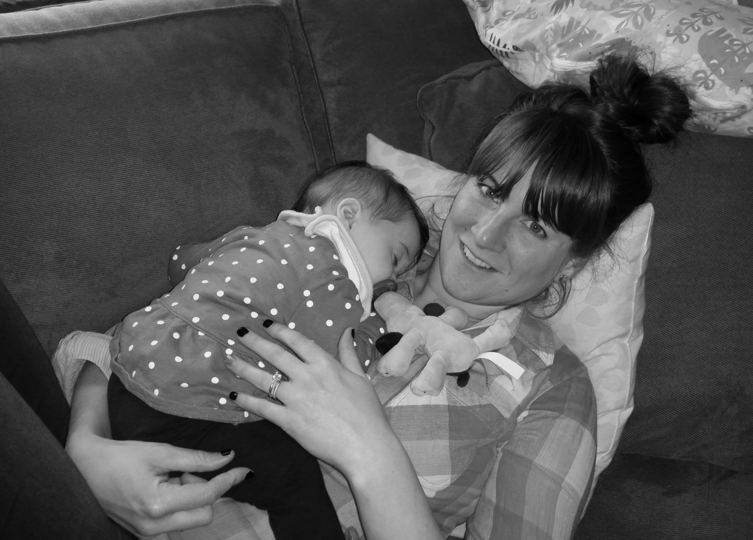 Postpartum With and Without Depression, with Julia Sabourin